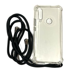 Phone Case Huawei Smart Z Silicone Clear Crossbody